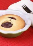Śliwka tort Obrazy Royalty Free