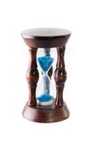 Lixe o vidro feito da madeira Fotografia de Stock