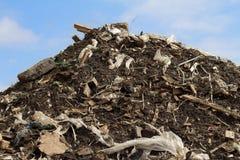 Lixo: ( Imagem de Stock Royalty Free