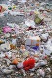 Lixo Foto de Stock