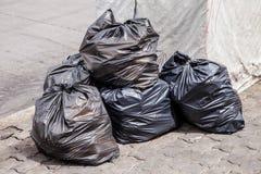 lixo Imagens de Stock