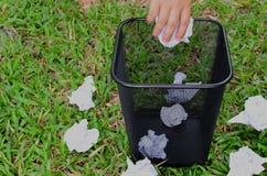 lixo Imagem de Stock