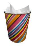 Lixo colorido Imagens de Stock