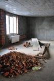 Lixo da construção Imagem de Stock
