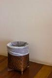 Lixo de bambu Fotografia de Stock Royalty Free