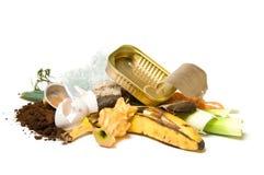 Lixo e lixo Foto de Stock Royalty Free