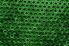 Lixo metálico Foto de Stock