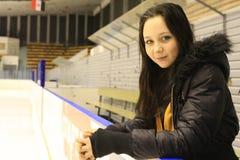 Liza Tuktamisheva Image stock
