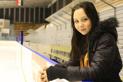 Liza Tuktamisheva Στοκ Εικόνα