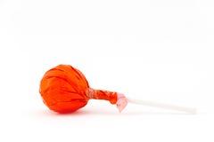 lizak pomarańcze Fotografia Royalty Free