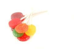 lizak słodyczami fotografia stock