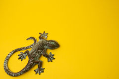 Lizard background Royalty Free Stock Photography