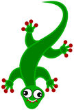 A lizard of carnival Stock Image
