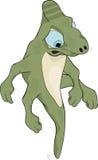Lizard.Cartoon Stock Images