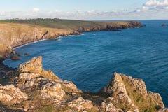 The Lizard coast Royalty Free Stock Photography