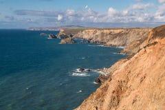 The Lizard coast Royalty Free Stock Image