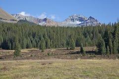 Lizard Head Pass Colorado Landscape Stock Photo