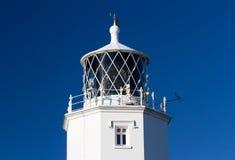 Lizard Lighthouse Cornwall Stock Photo