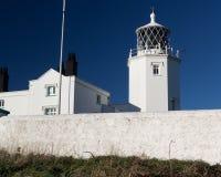 Lizard Lighthouse Cornwall Royalty Free Stock Photos