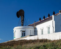 Lizard Lighthouse Cornwall Royalty Free Stock Images