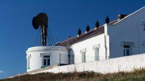 Lizard Lighthouse Cornwall Stock Image