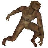 Lizard man Royalty Free Stock Images