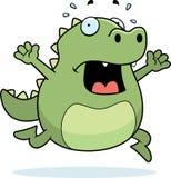 Lizard Panic Stock Photos