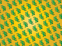 Lizard pattern Royalty Free Stock Images