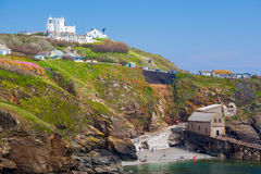 Lizard Point Cornwall England UK Royalty Free Stock Image