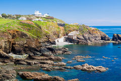 Lizard Point Cornwall England UK Royalty Free Stock Images
