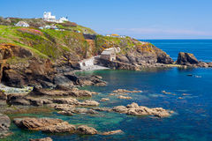 Lizard Point Cornwall England UK Royalty Free Stock Photo
