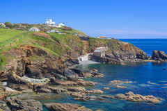 Lizard Point Cornwall England UK Royalty Free Stock Photos