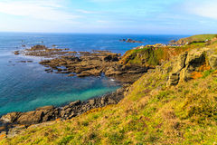 Lizard Point, Cornwall, UK Royalty Free Stock Image
