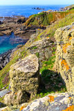 Lizard Point, Cornwall, UK Royalty Free Stock Photography