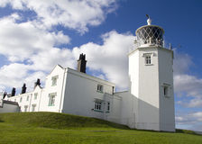 Lizard Point Lighthouse Stock Photo