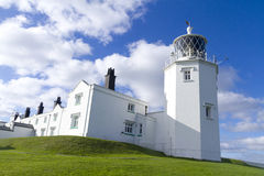 Lizard Point Lighthouse Royalty Free Stock Photography
