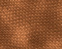 Lizard skin Stock Photography