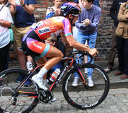 Lizzie Deignan Royalty Free Stock Photos