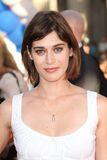 Lizzy Caplan Royalty Free Stock Photo