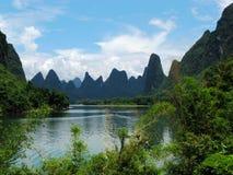 Ljiang Yangshuo 库存图片