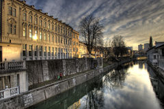 Ljubljana Royalty Free Stock Image