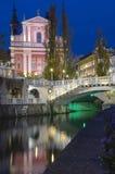 Ljubljana stockfotos