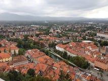 ljubljana Imagen de archivo libre de regalías