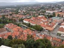 ljubljana Foto de archivo libre de regalías