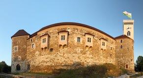 Ljubljana castle, slovenia Stock Images