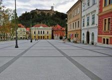 Ljubljana Royalty Free Stock Images