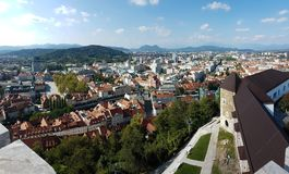 Ljubljana Slovenia royalty free stock photos