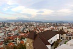 Ljubljana, Eslovenia Fotos de archivo
