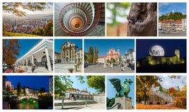 Ljubljana, Eslovenia Fotografía de archivo