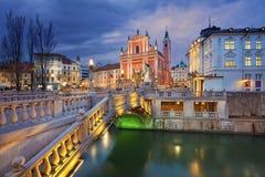Ljubljana. Stock Images